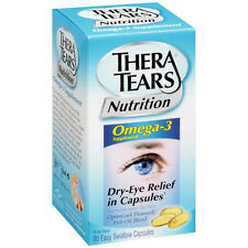 THERA-TEARS NUTRITION w/ OMEGA 3 EYE RELIEF:12 pack