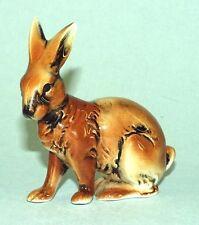 Porzellan-Figur Kleiner Hase Kaninchen Wagner & Apel 8x8cm 9942192