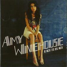 CD - Amy Winehouse - Back To Black - #A3813