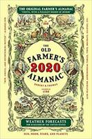 The Old Farmer's Almanac 2020, Trade Edition by Old Farmer's PAPERBACK 2019