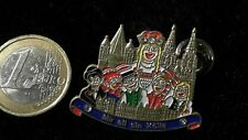 Karneval Fastnacht Köln Pin Badge Motto mir all sin Kölle