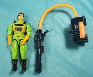 $3 EACH Gi Joe OZONE accesories 1991 eco warriors parts pieces