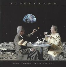 SUPERTRAMP/SOME THINGS NEVER CHANGE * NEW CD * NOUVEAU *