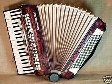 ROYAL STANDARD MONTANA GERMAN PIANO ACCORDION 120 BASS BUTTON ACORDEON ACCORDEON