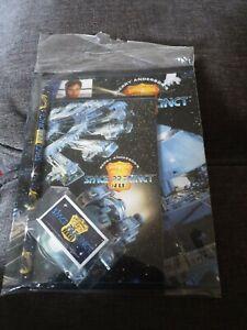 Rare Space Precinct Stationary Set From 1995