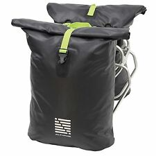 Altura Pair Of Ultralite Packable Waterproof Cycling / Bike Panniers / Bags