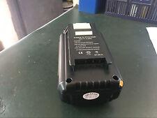 2 Battery For Ryobi 36V 40V Li-ion 4.0Ah heavydutyRY40500 BPL3626 RLT3600C RCS36