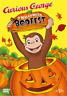 Curious George: A Halloween Boo Fest DVD NUOVO