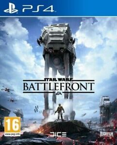 Star Wars: Battlefront (Playstation 4 PS4) Great Condition