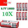 Ultafire 3.7V 6000mAh 18650 Li-ion Rechargeable Battery For LED FLashlight Lamp