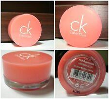 CALVIN KLEIN ultimate edge lip gloss in rich & famous 3.1g