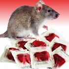 This Stuff Really Works Mouse / Rat Poison 10 Professional Grade Packets 100gram
