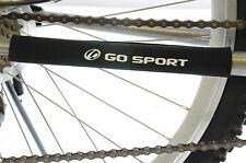"""GO SPORT"" Vélo Velcro MTB/n' importe quel Vélo Base Protector 230 mm Noir strechfoam"