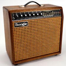 1979 Mesa Boogie Mark II A Combo 60 watt with EQ, Koa Wood Cabinet Wicker Grille