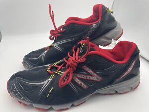 New Balance 610 V2 MT610BG2 Running Shoes Lace Up Red Black Mens Sz 13 4E |1684