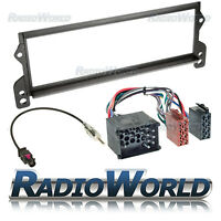 BMW Mini One / Cooper Radio Full Fitting Round Pin Facia Kit + ISO Lead FP-06-05