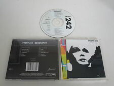 Front 242/Geography (animalized décongélations 85-1378) CD album
