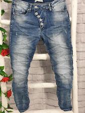 Place Du Jour Basic Jeans Cool avec Boutons les Abrasions Gr.34, 36,38
