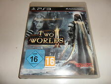 PLAYSTATION 3 PS 3 two Worlds II - [PLAYSTATION 3]