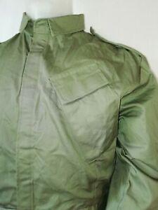 Genuine British Army Military Protective Coveralls / Mechanic Working Overalls