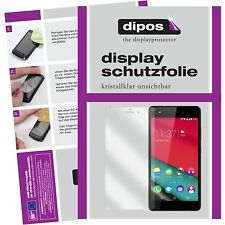 2x Wiko Pulp / Pulp 4G Protector de Pantalla protectores transparente