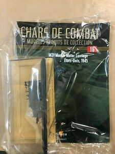 ALTAYA 1/72 Chars de Combat US Semi Chenille - Allemagne 1945  - fasci 16 Neuf