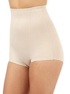 Debenhams size 8 Firm Control high waist control knickers panties Natural
