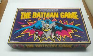 The Batman Game (1989) 50th Anniv. Edition, University Games, Used