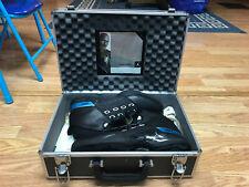 NIB Nike Air Jordan XVII 2002 Mens SIze 9 Black Hard Case & CD