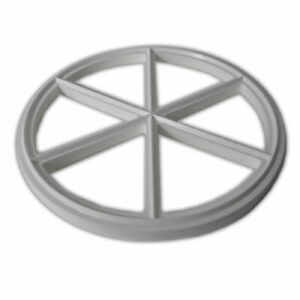 NEW SAMOSA MAKING RING CUTTER PRESS - PASTRY TRIANGLE MOULD PAKORAS DOUGH CUTTER