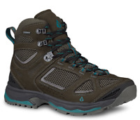 Vasque Breeze III GTX Womens Hiking Boots (Brown Olive/Shaded Spruce,8) MSRP$190