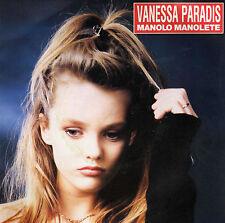 VANESSA PARADIS MANOLO MANOLETE / YOU YOU FRENCH 45 SINGLE
