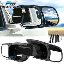 Fits 00-06 Chevy Silverado OE Style Side View Towing Mirror Extension Pair