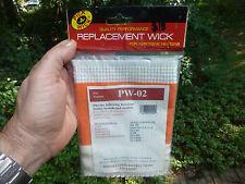 Pick-A-Wick Pw-02 Kerosene Heater Replaacement Wick Hanson Heat More Kozy Sanyo