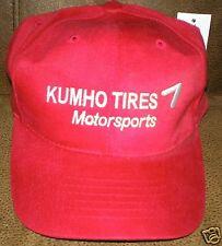 Kumho Tires Motorsports Cap NWT