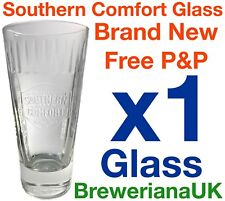 Single Southern Comfort Whiskey Glass Brand New 35cl & 2cl + 4cl Measures Type B