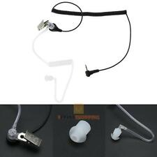 1 PIN 2.5mm Covert Acoustic Tube Earpiece Earphone for Motorola 2way Radios ICOM
