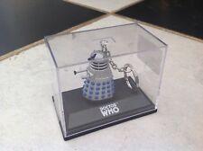 Original Doctor Who Keychain Keyring Silver Diecast Metal En parfait état, dans sa boîte BBC TV