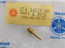 Yamaha DT125 DT175 RS100 LS3 YAS1  MX 100 175 Carburetor Screw Air 174-14123-00