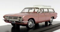 Goldvarg 1/43 Scale GC-019A - 1962 Buick Special SW Camelot - Rose Poly
