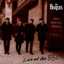 >> THE BEATLES / LIVE  at the BBC - 2 CD FAT BOX SET