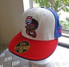 Philadelphia 76ers RETRO Hat/Cap Pro NBA New Era 59Fifty SZ 7 embiid Ben Simmons