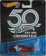 "Hot Wheels -'71/1971 AMC Javelin"" 50th anniversary ""Nouveau/Neuf dans sa boîte"