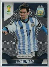 2014 PRIZM WORLD CUP SOCCER LIONEL MESSI BASE CARD #12 ARGENTINA