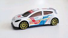 Hot Wheels '12 Ford Fiesta White 2019 Series 2 Mystery Models LOOSE