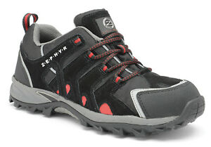 Zephyr Steel Toe Safety Trainers