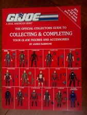 Official Guide To Collecting & Completing GI Joe Action Figures & Accessories