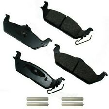 Akebono ASP1012A Rear Ceramic Pads