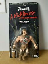 Savage World - A Nightmare on Elm St - Freddy Kreuger - Funko