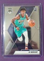 Ja Morant ⚡💎2019-20 Mosaic  Rookie Base Card Memphis Grizzlies #219🔥ROY👑